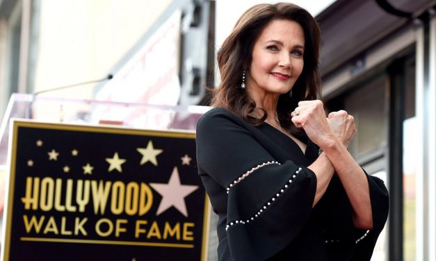 Patty Jenkins Praises Lynda Carter's Rebellion in Walk of Fame Ceremony