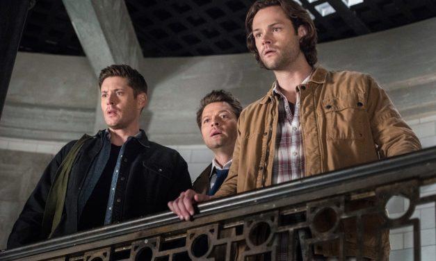 SUPERNATURAL Season Finale Recap: (S13E23) Let the Good Times Roll