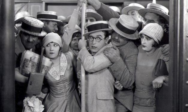 TCM Classic Film Festival: Harold Lloyd – A Visual Pioneer