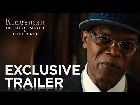 NEW Kingsman: The Secret Service Trailer