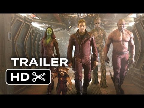 NEW! Guardians of the Galaxy Trailer #2 Just Released!