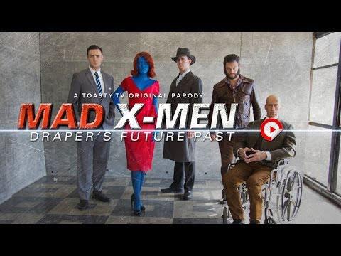 Mad X-Men: Don Draper's Future past