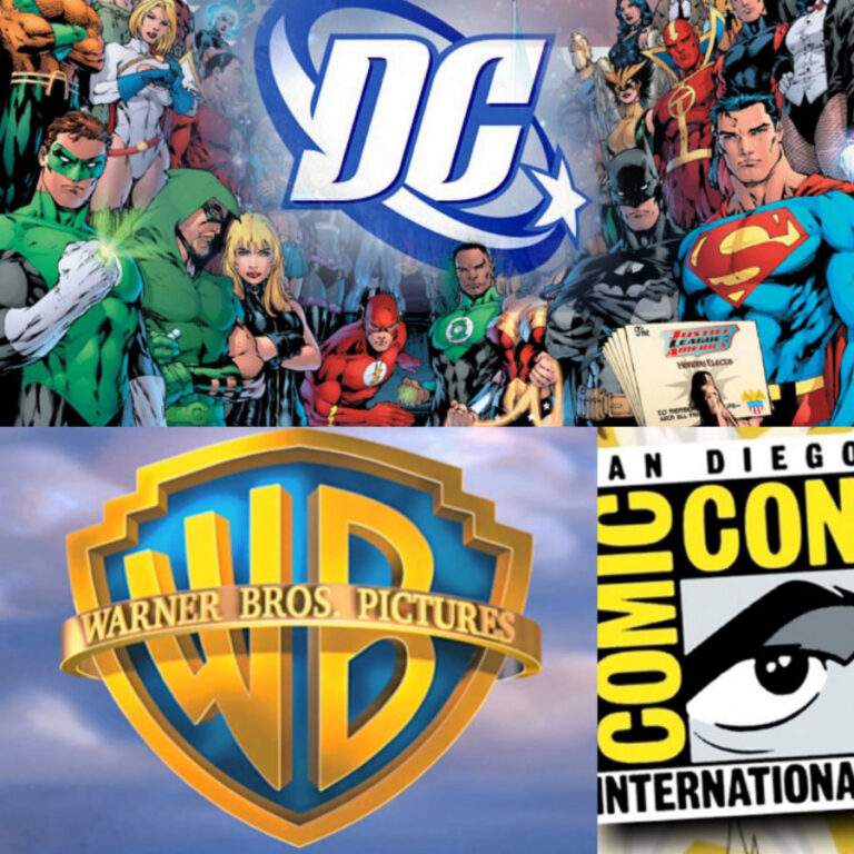 Spies Reveal Warner Bros./ DC Comics Superhero Movie Slate