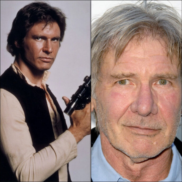 Harrison Ford Injured on the Set of Star Wars