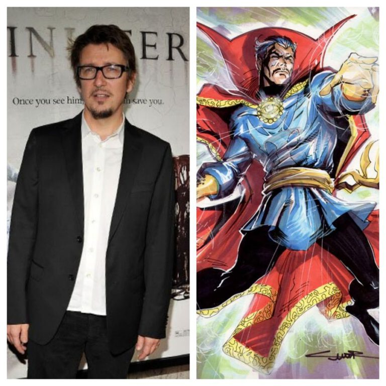 JUST IN – Doctor Strange Movie Has Found a Director!