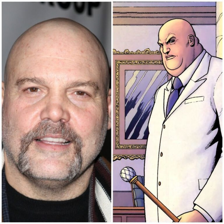 Netflix's Daredevil Has Cast Its Villain, The Kingpin to Be Played by Vincent D'Onofrio