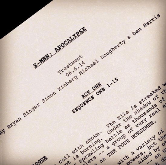 Bryan Singer Teases Fans with X-Men Apocalypse on Instagram