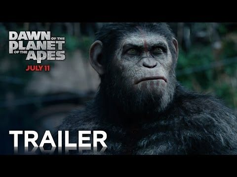 NEW Trailer for Dawn of the Planet of the Apes