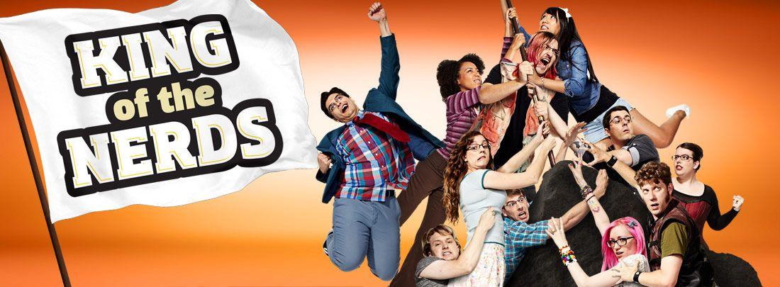 TBS Renews King of the Nerds