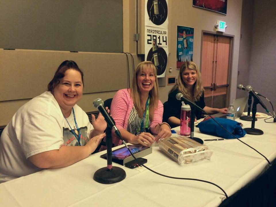 Ladies of Leet – Ep 107 – Live from Nerdtacular 2014