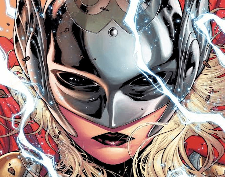 Marvel Announces, Through The View, Thor to be a Woman