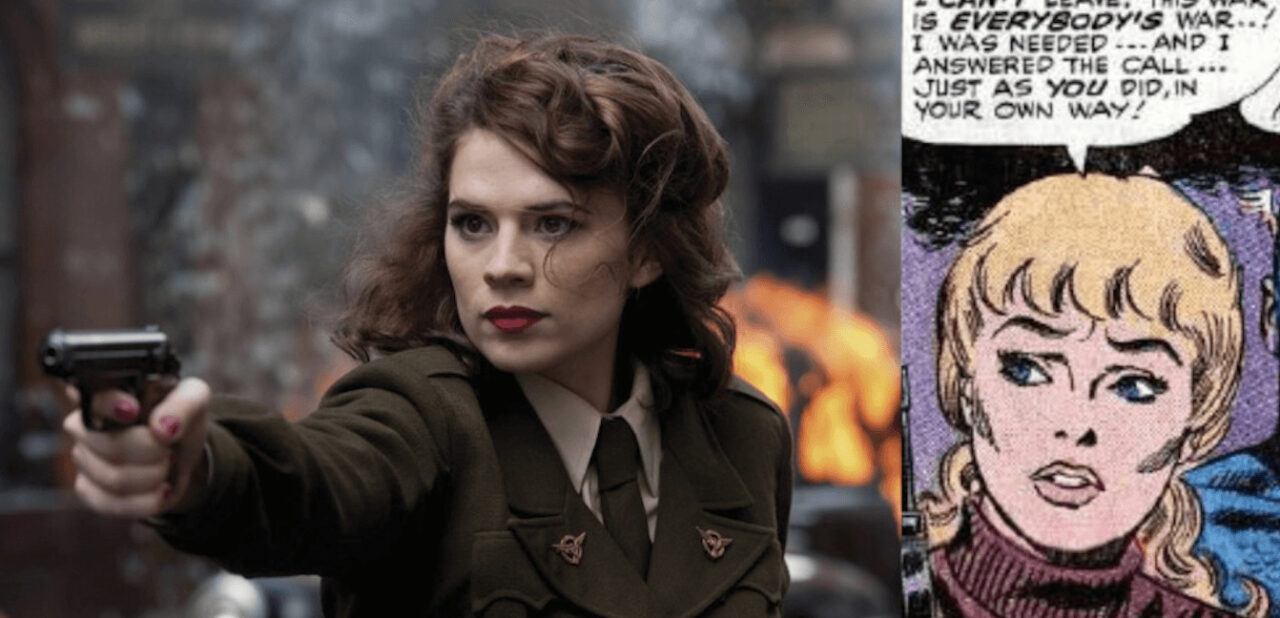 Marvel Actress Confirms Role in Avengers: Age of Ultron