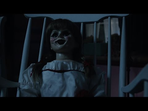 "NEW TRAILER for Annabelle – ""Spin-off of The Conjuring"""