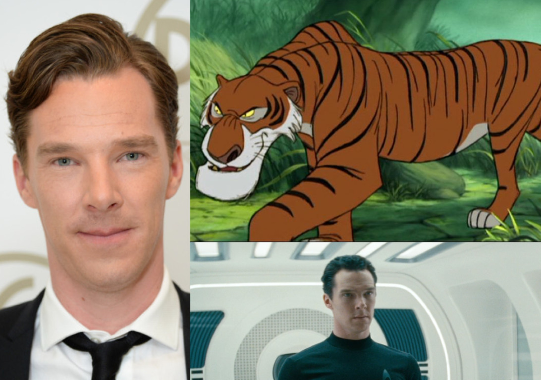 Benedict Cumberbatch Has Another Khan Job