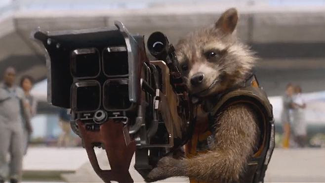 In Defense of Rocket Raccoon