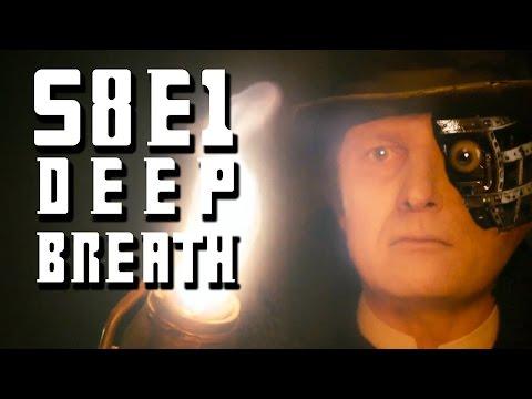 DOCTOR WHO SEASON 8 EPISODE 1 REVIEW 'DEEP BREATH'