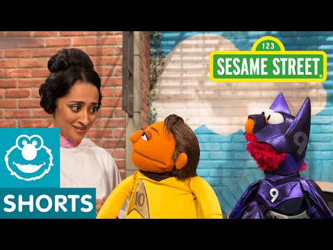 Sesame Street Has Their Own Con – Numeric Con and It's Fantastic