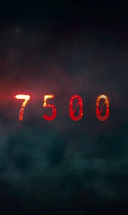 7500 – In the Mood for a Supernatural Scary Trans-Pacific Flight Trailer?