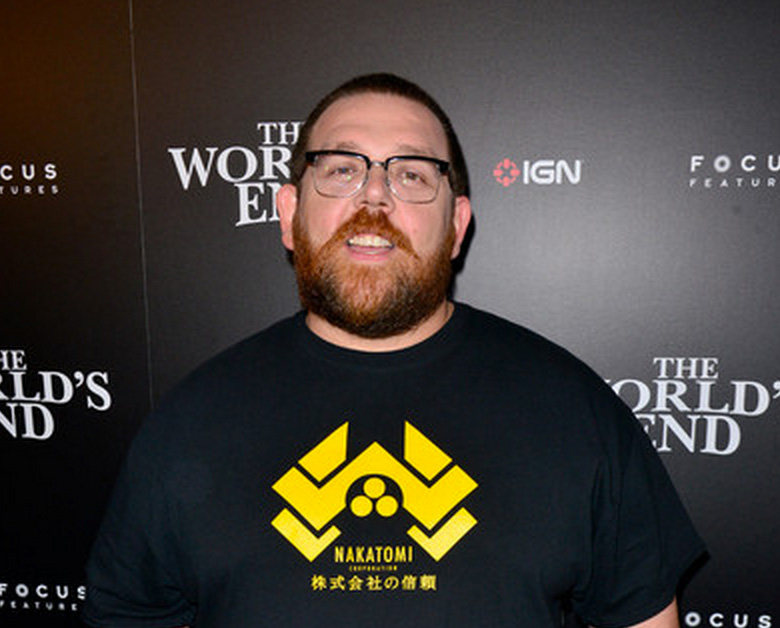 DOCTOR WHO CHRISTMAS SPECIAL NEWS – NICK FROST TO JOIN CAST