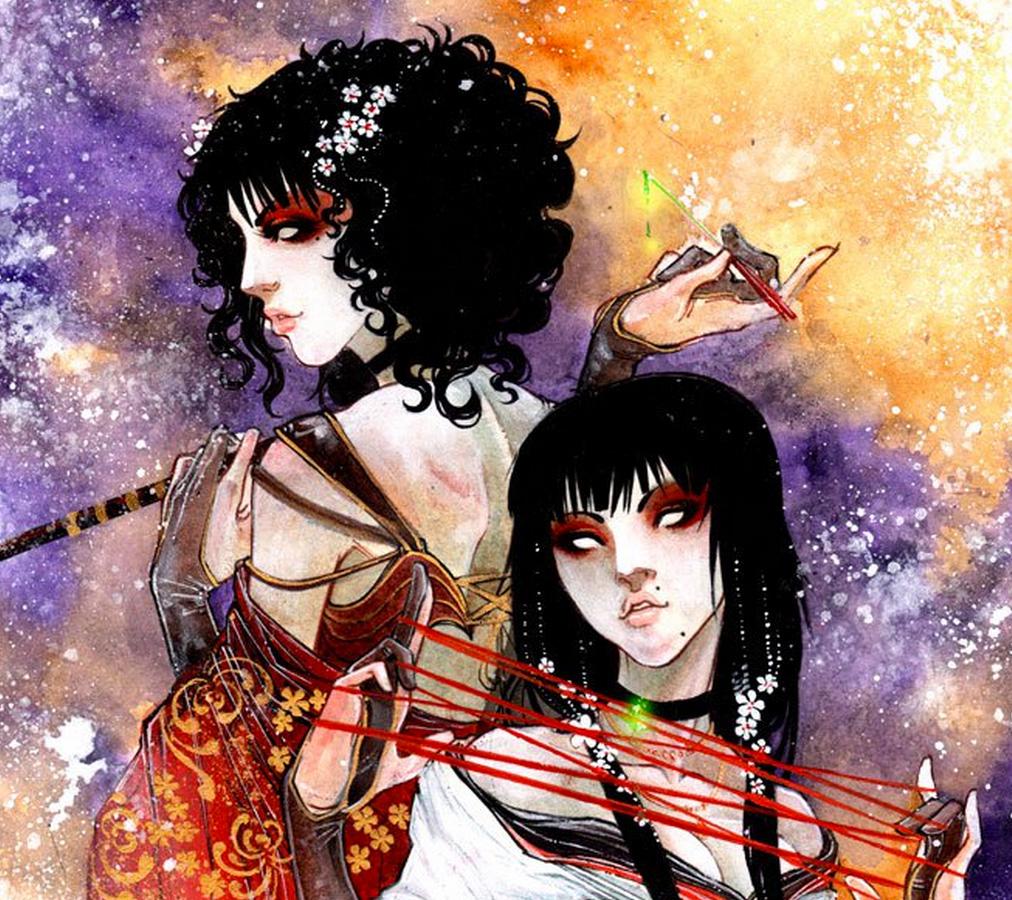 LEGION OF LEIA PROFILE: COMIC BOOK AND FINE ARTIST NEN