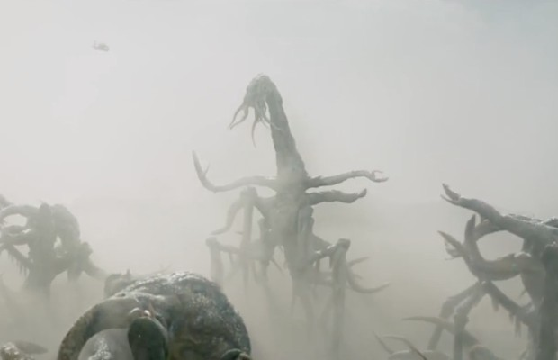 Monsters: Dark Continent – In the Mood for a Monster Alien Movie Where Only Men Can Save the World?