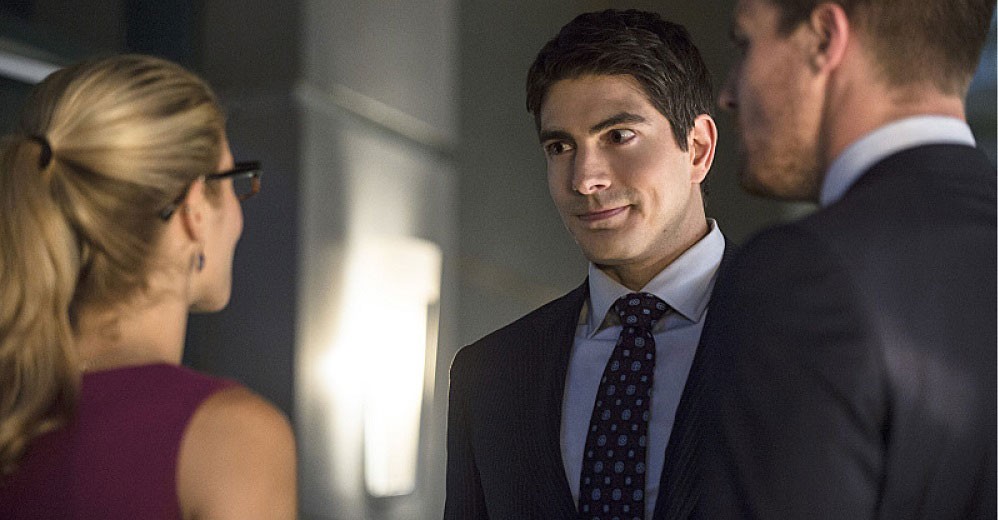 Arrow's Ray Palmer to become The Atom!
