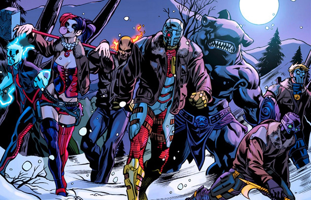 David Ayer Talks about Suicide Squad!