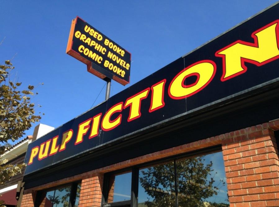 Pulp Fiction ComicFest October 25 – FREE