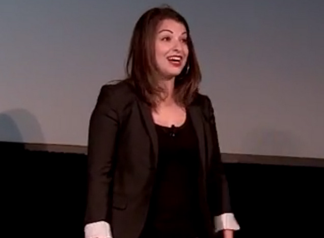 ANITA SARKEESIAN ON THE MOST RADICAL THING YOU CAN DO TO SUPPORT WOMEN ONLINE