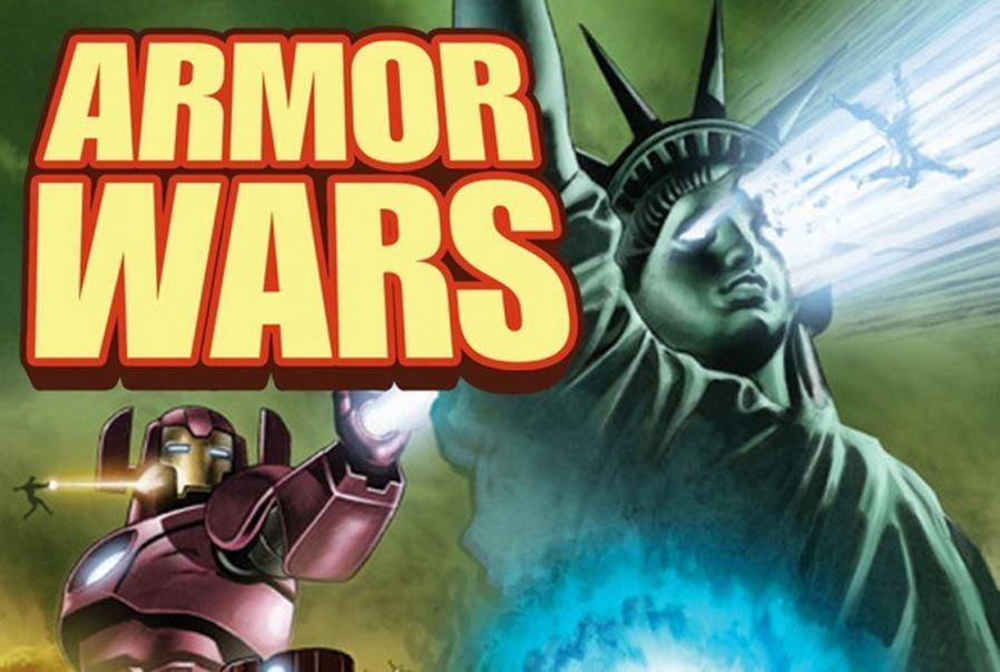 MARVEL BRINGING BACK ARMOR WARS