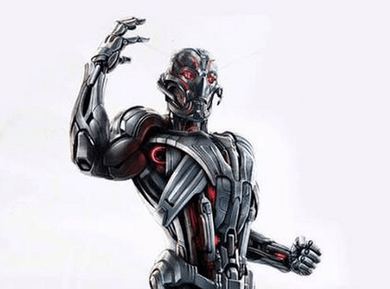 Is this Concept Art from Marvel for Ultron?