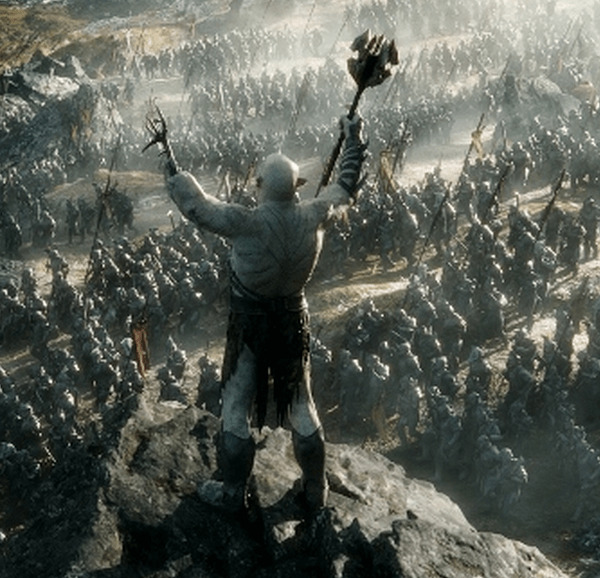 """The Hobbit: Battle of the Five Armies"" Peter Jackson's battle strategy revealed!"