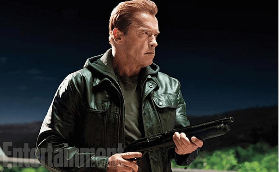 New Images from 'Terminator: Genisys' Will Excite Fans All across Geekdom!