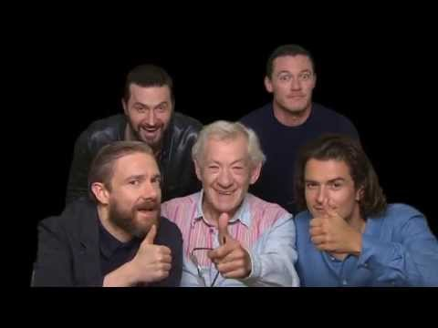 """The Hobbit: The Battle of the Five Armies"" World Premiere Announced by the Actors Themselves!"