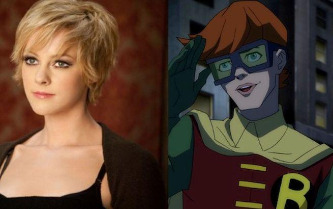 Is Robin a Female in Batman v Superman?