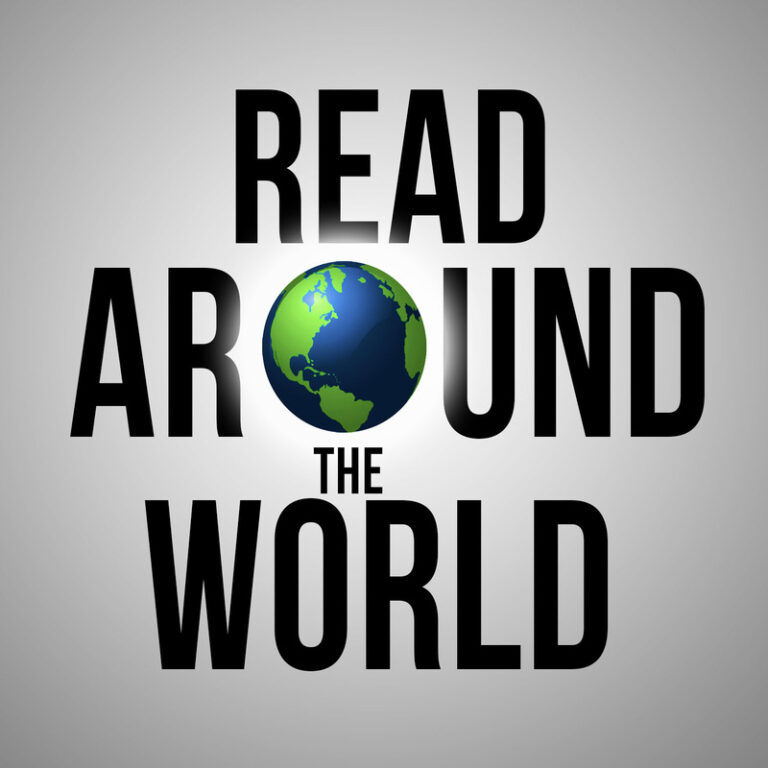 JOIN THE READ AROUND THE WORLD EXPERIMENT!