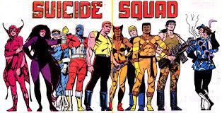 Suicide Squad Movie Casting Rumors