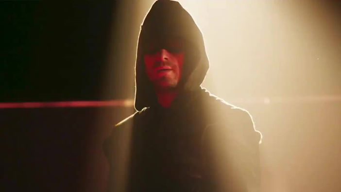 Katana, Wildcat, Captain Boomerang and Cupid all in the new Arrow trailer!