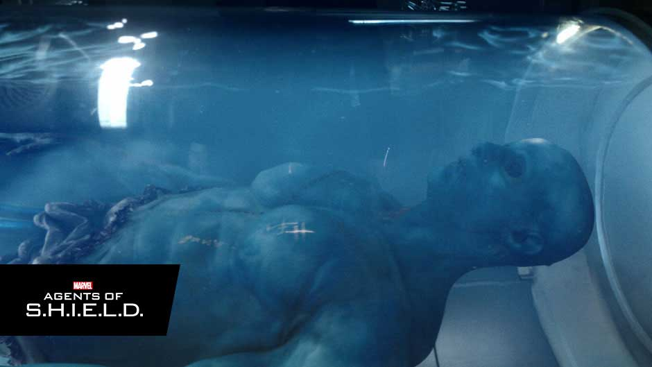 We've Learned the Identity of the Blue Alien in Agents of SHIELD!