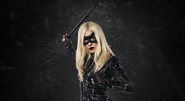 FINALLY! FIRST IMAGES OF BLACK CANARY ON CW'S ARROW!