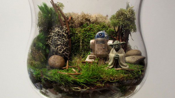 DIY Star Wars Arts and Crafts for The Holidays