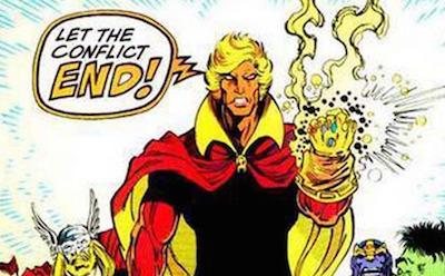 Who is Adam Warlock?