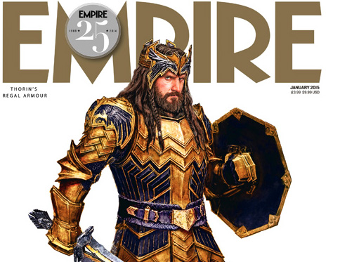 Peter Jackson Guest-Edits Empire's 'Farewell to Middle-Earth' Issue
