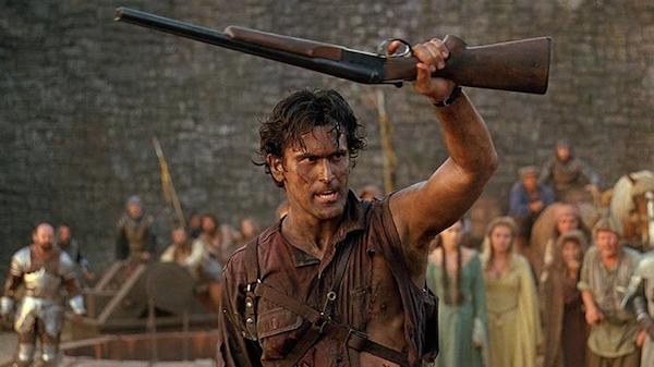 More Evil Dead? BOOM STICK? YES PLEASE!