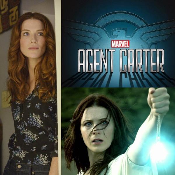 Marvel's Agent Carter Casts Bridget Regan