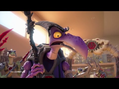 Toy Story That Time Forgot Teaser for Upcoming TV Special!