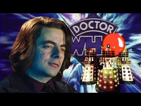 See Mr. Bean as Doctor Who