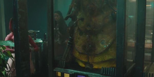 Gunn Weighs in on If That Was Adam Warlock's Cocoon in Guardians of the Galaxy