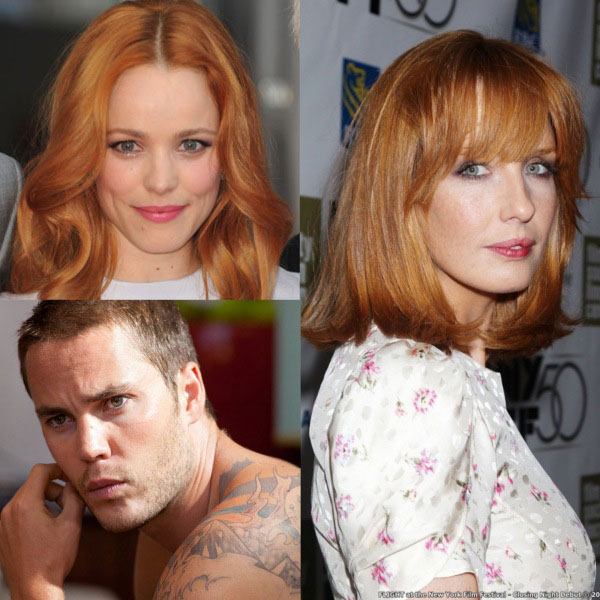 Rachel McAdams, Taylor Kitsch, Kelly Reilly Cast in True Detective Season 2