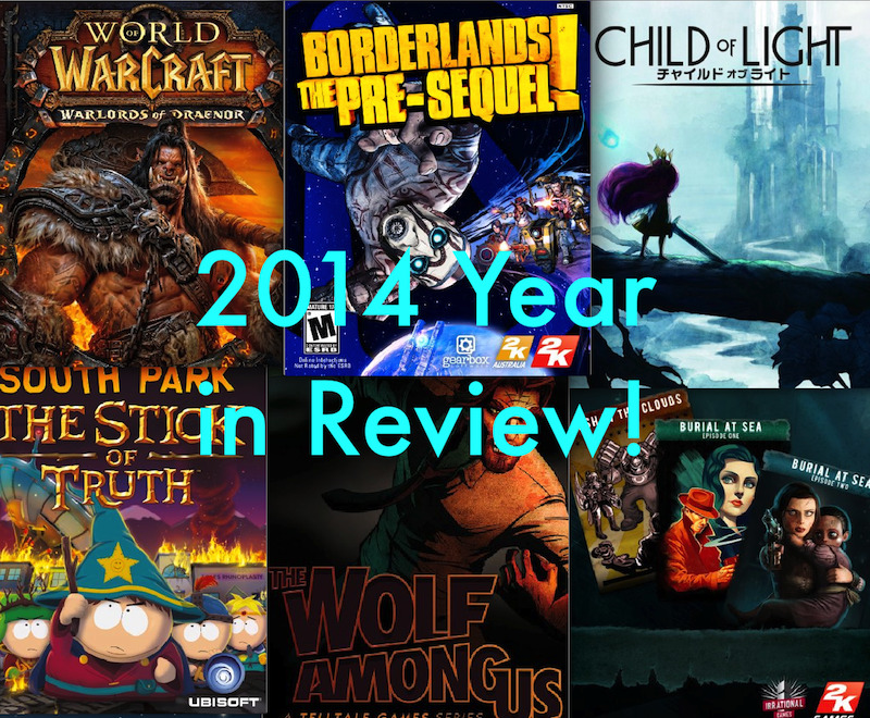 Ladies of Leet Ep 121: 2014 Year in Review